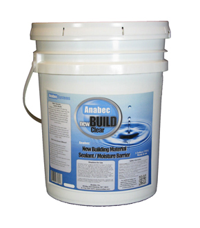 home construction mold prevention product